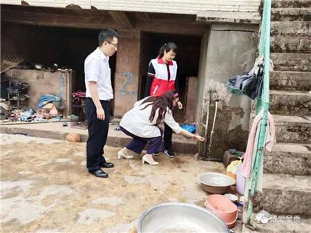 """助力禄劝脱贫攻坚 呈贡红十字会参与""""昆明农村饮水安全""""项目"""