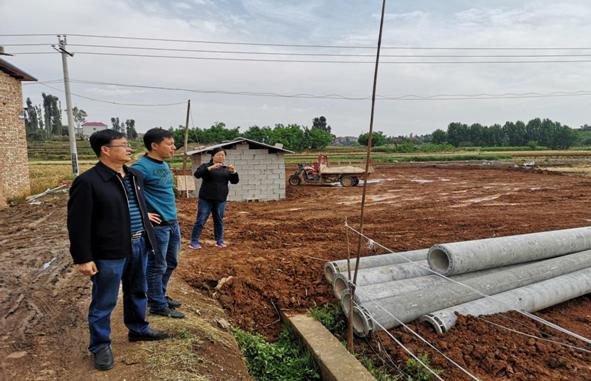 石林县政协领导走访了解企业复工复产情况