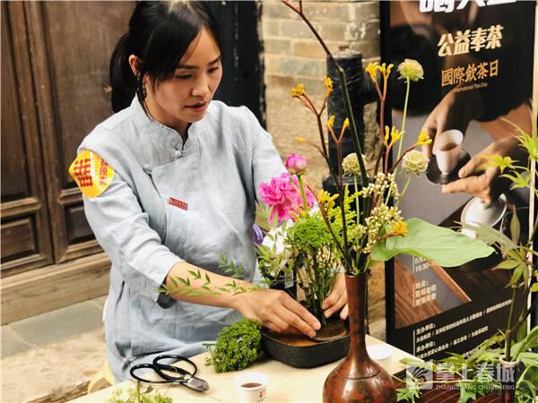 """""""521喝大益""""大型公益奉茶活动在昆举行"""