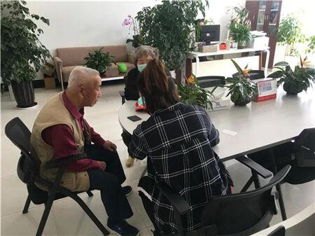昆明人社服务新模式 已为557名退休人员提供现场认证服务
