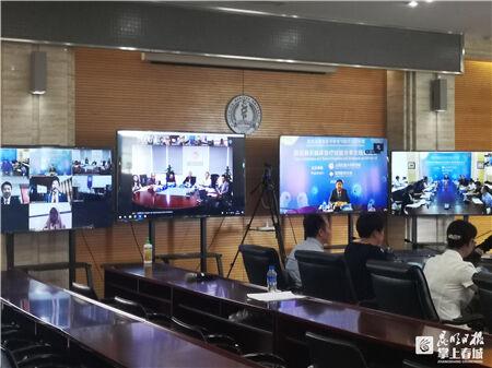 7国13所医学院校视频连线 分享新冠肺炎临床诊疗经验