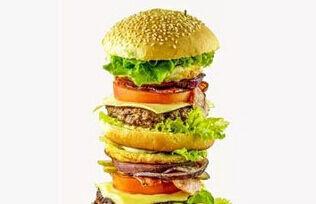 史上最高汉堡等你来战,报名免费试吃!