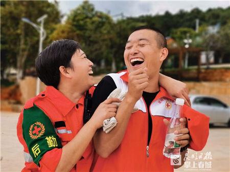 点赞!张德赛入选云南疫情防控优秀志愿者名单